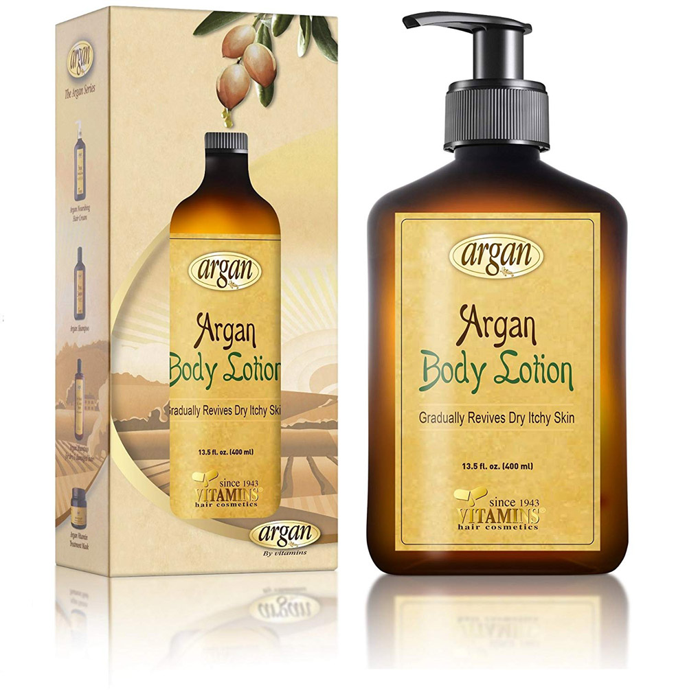 Arganöl Bodylotion